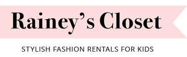 Rainey's Closet Blog